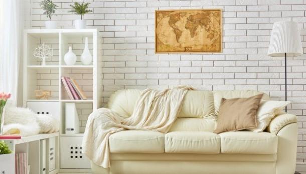 Ανανεώστε το σπίτι και τους τοίχους σας κρεμώντας πράγματα που ήδη έχετε